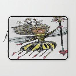 Queen Bee of Color Laptop Sleeve