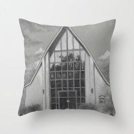 Christ Church Slidell Throw Pillow