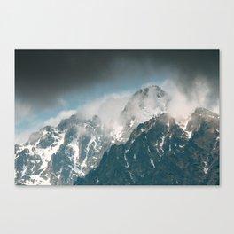 Tatra mountains Canvas Print