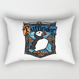 Puffindor Rectangular Pillow