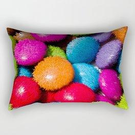 3d Abstract Rectangular Pillow