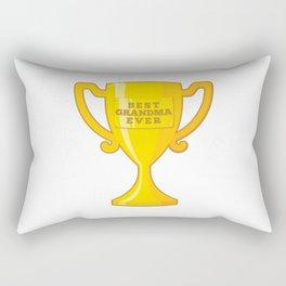 Best Grandma Ever Rectangular Pillow