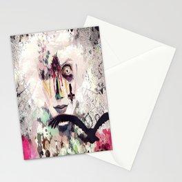 Reincarnation of Evil  Stationery Cards