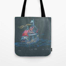 Sailing Ship VIII Tote Bag