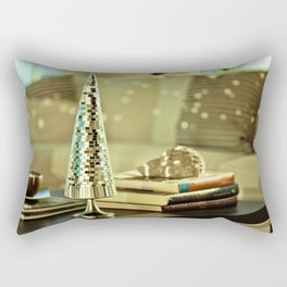 Disco Tree Rectangular Pillow