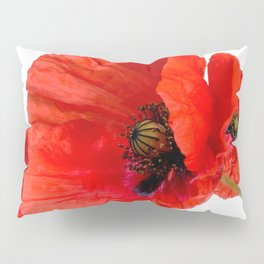Poppy Pillow Sham