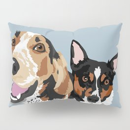 Freddy and Trigger Pillow Sham