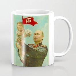 Trump Putin Coffee Mug