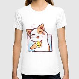 Happy Manekineko T-shirt