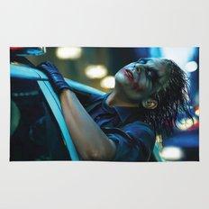 Joker Heath Ledger Rug