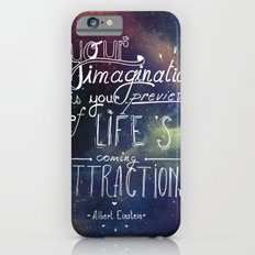 Wise Words Slim Case iPhone 6s