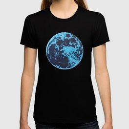Turquoise Moon T-shirt