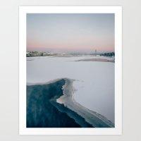 Rovaniemi Art Print