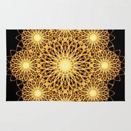 Sparks Mandala Rug