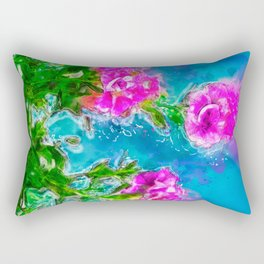 Florish Rectangular Pillow