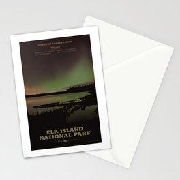 Elk Island National Park Stationery Cards