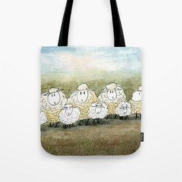 Lambinated Tote Bag