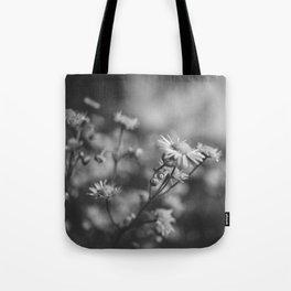 Black & White (2) Tote Bag
