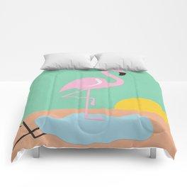 Flamingo Herbert Comforters