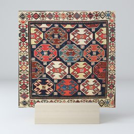 Shahsavan Moghan Southeast Caucasus Khorjin Print Mini Art Print