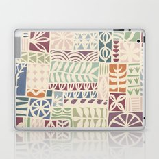 patchwork Laptop & iPad Skin