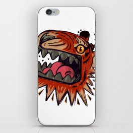 Tony iPhone Skin
