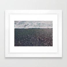 Vík, Iceland Framed Art Print