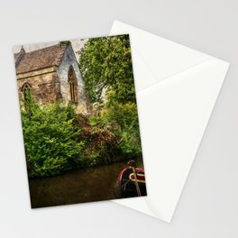 Church By The Oxford Canal Stationery Cards