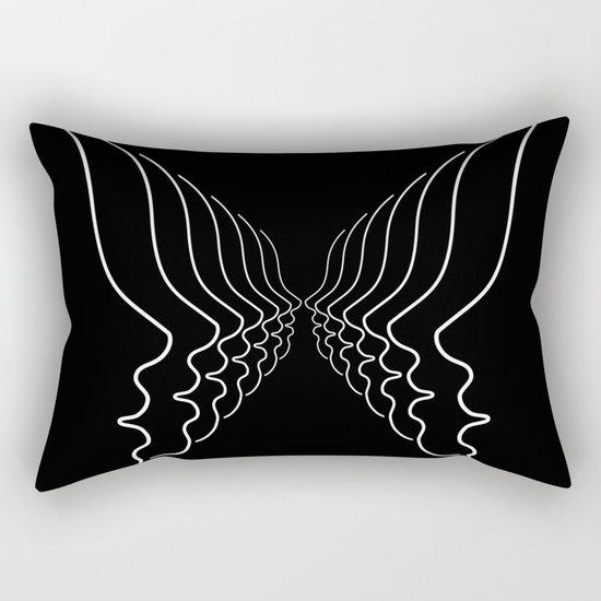 THE MANY Rectangular Pillow