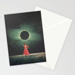 Total Eclipse of You Stationery Cards
