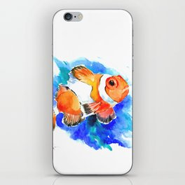Clownfish iPhone Skin