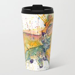 Mommy and Baby Lion Travel Mug