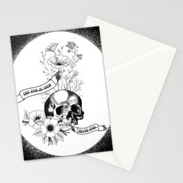The End Is Nigh Stationery Cards