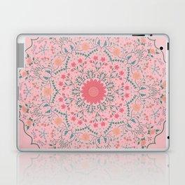 Flower Rounds Mandala Laptop & iPad Skin