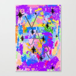 VAR Bright Canvas Print