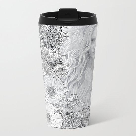 Natural Gates Metal Travel Mug