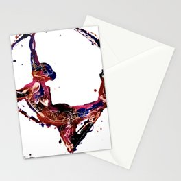 Splatter Hoop Stationery Cards