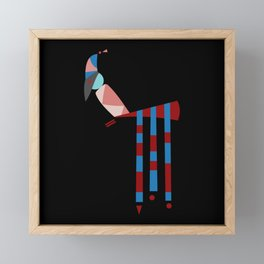 birdie Framed Mini Art Print