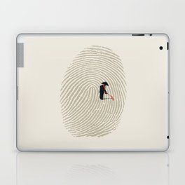 Zen Touch Laptop & iPad Skin