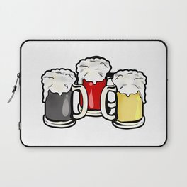 Beer German Flag Germany Present Gift Laptop Sleeve