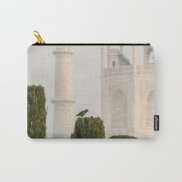 Bird at the Taj Carry-All Pouch