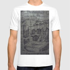 Colic In The 19th Mens Fitted Tee White MEDIUM