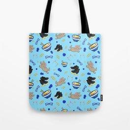 Yuri on Ice Podium Family Pattern Tote Bag