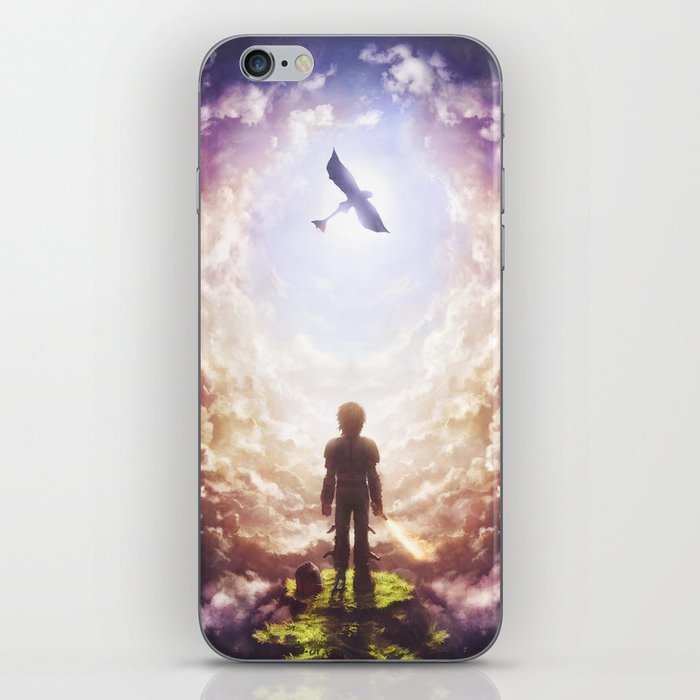 How to train your dragon iPhone Skin
