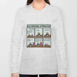 Cambridge struggles: Essay Long Sleeve T-shirt