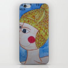 Is over iPhone & iPod Skin