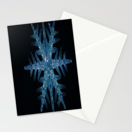 Christmas Time in the City Stationery Cards