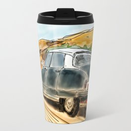 French Royalty Travel Mug