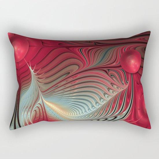 Winter cheer Rectangular Pillow