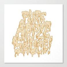 Pure Applesauce!  Canvas Print